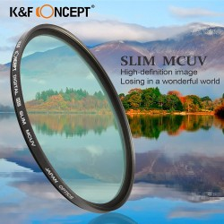 UV-Filter K&F Concept 72mm bis 86mm