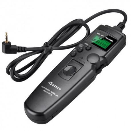 Télécommande Aputure intervallometre pour Canon