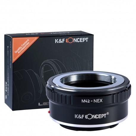 Objektiv-Adapter für Sony NEX mount