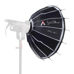 Aputure Light Dome Mini Softbox 69cm pour COB et Bowen-S