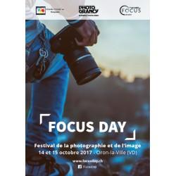 Billet pour le Focus Day 2017 à Oron-la-Ville