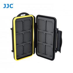Aufbewahrungs-Box für 12 Speicherkarten SD/SDHC/SDXD