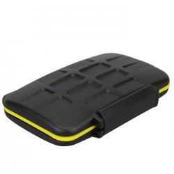 Aufbewahrungs-Box für 8 Speicherkarten SD/SDHC/SDXD