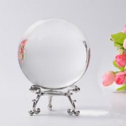 Boule sphérique en verre pour photographie