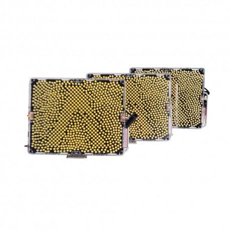 Tri-8 Aputure Kit 2x Tri-8s 1x Tri-8c V-Mount
