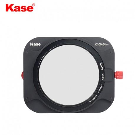 Porte filtre Kase K8 pour filtre 100mm polarisant inclus