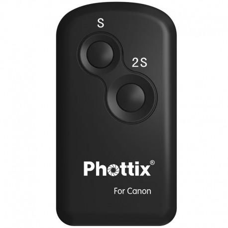 Télécommande infrarouge Phottix pour Canon