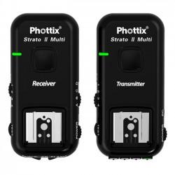 Phottix Strato II pour Nikon déclencheur multi fonction flash