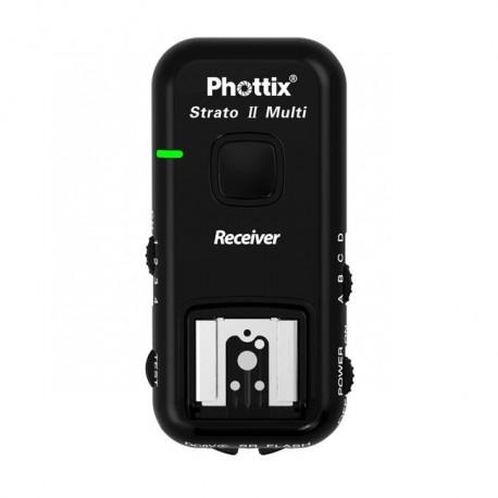 Récepteur Phottix Strato II pour Nikon