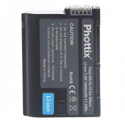Akku Phottix Titan EN-EL15 für Nikon