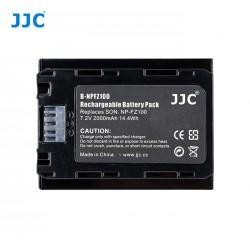 B-NPFZ100 Batterie pour les Sony a7III, a7RIII, a9