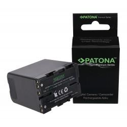 PATONA Batterie Premium BP-U60 pour Sony