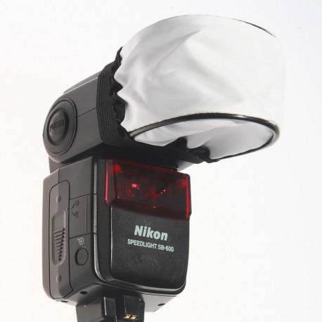Diffuseur universel pour flash cobra Nikon Canon