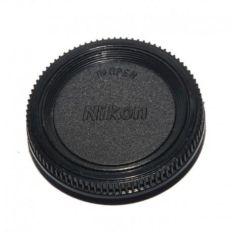 Bouchon boitier/objectif pour Nikon