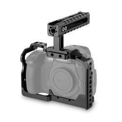 SmallRig KIT Cage avec poignée stabilisatrice pour Panasonic Lumix GH5-GH5S - 2050