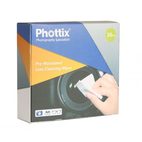 Lingettes nettoyante Phottix multi usages