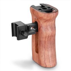 SmallRig Poignée en bois latérale NATO Side Handle – 2187