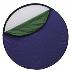 Réflecteur 7 en 1 Phottix doré/argenté/translucide/bleu/vert/noir