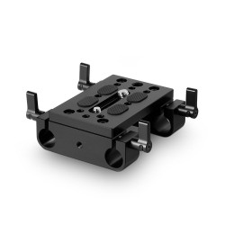 SmallRig Baseplate mit Dual 15mm Rod Clamp 1775