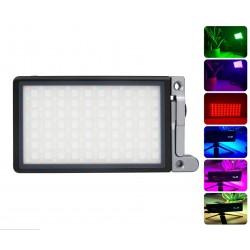 RGB light Andycine Vlogger Boling P1 2500k-8500k CRI96+