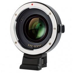 Viltrox EF-E II Speedbooster 0.71x Adaptateur Canon EF à Sony E-Mount
