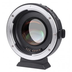 Viltrox EF-M2 II Speedbooster 0.71x Adapter Canon EF - M4/3