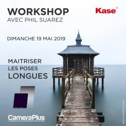 Workshop avec Phil Suarez 19 mai 2019 - Maitriser les filtres carrés