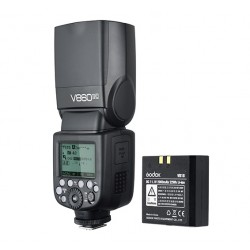 Godox Flash V860II C kit pour Canon TTL
