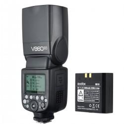 Godox Flash V860II F kit für Fujifilm TTL