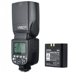 Godox Flash V860II O kit pour Olympus TTL