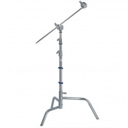 Trépied de studio Rafalia C1610 max 8kg avec bras C-Stand