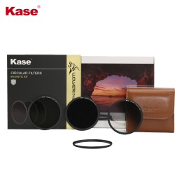 Kase Wolverine kit filtres circulaires magnétiques CPL + ND1000 + GND 0.9