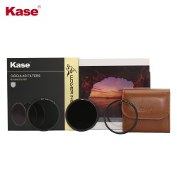 Kase Wolverine kit filtres circulaires magnétiques MCUV + CPL + ND64