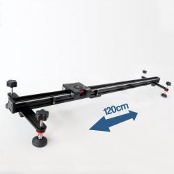 Kameraslider für video Rafalia TR-120pro