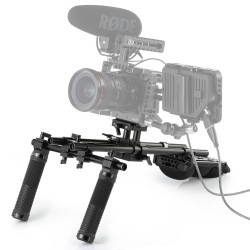 SmallRig Advanced Universal Shoulder Pad Kit - KGW101