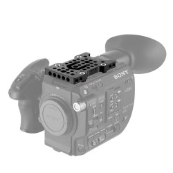 SmallRig plaque intégrale pour Sony FS5 Cheese Top Plate - 1852