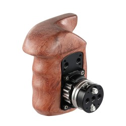 SmallRig Right Side Wooden Grip mit Arri Rosette Bolt-On Mount - 2083