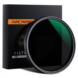Variabler ND-Filter ND8 bis ND2000 K&F Concept
