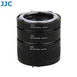 Set Makrozwischenring 12/20/36mm für Nikon