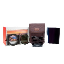 Kase Wolverine Series Master Kit 100mm K9 quadratischer Filter
