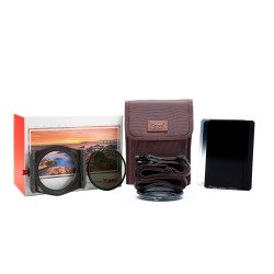 Kase Wolverine Series High-End Kit 100mm quadratischer Filter