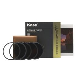 Kit Kase filtres magnétiques CPL + ND8 + ND64 + ND1000