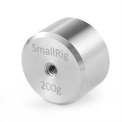 Smallrig Contrepoids 200g pour DJI Ronin S ou Zhiyun Gimbal - AAW2285