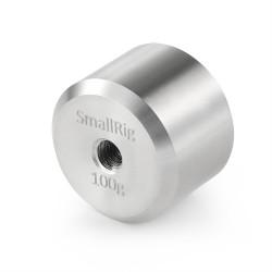 Smallrig Contrepoids 100g pour DJI Ronin S ou Zhiyun Gimbal - AAW2284
