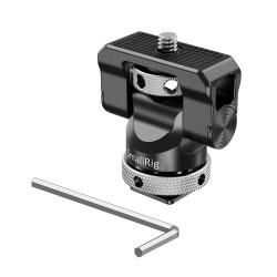 SmallRig Swivel et Tilt support de moniteur 360° Cold Shoe - BSE2346