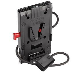 Hedbox UNIX-FW50 pour Camera Sony NP-FW50 Alim V-Mount
