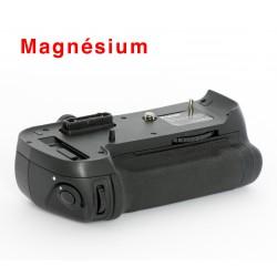 Grip Travor Magnésium BG-D800 MB-D12 pour Nikon D800 D800E D810