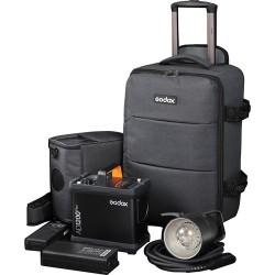 Godox Flash Witstro AD1200 Pro avec sac et batterie