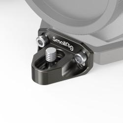 SmallRig Support d'adaptateur d'objectif pour cages BMPCC 4K olive foncé - 2769