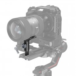 SmallRig Support d'objectif pour DJI RS 2 - 2850